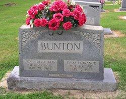 Florence Esma <i>Gilbert</i> Bunton