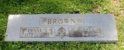 Esther <i>Cole</i> Brown