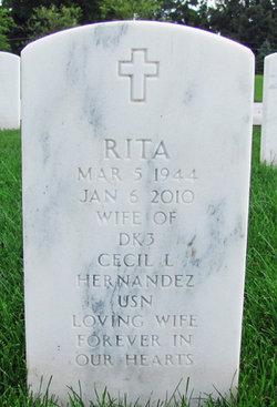 Rita Jo An <i>Rasso</i> Hernandez