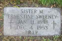 Sr M. Ernestine Sweeney, IHM