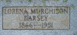Lorena C. <i>Murchison</i> Darsey