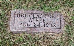 Douglas Fred Albee