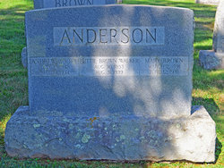 Andrew Moore Anderson