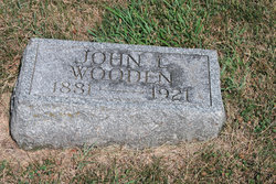 John Lewis Wooden