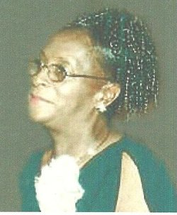 Mrs Beulah Mae <i>Walker</i> Rumph