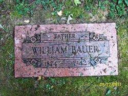 William Bauer, Sr