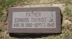 Edward Thiriot, Jr