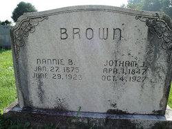 Jotham Jasper Brown