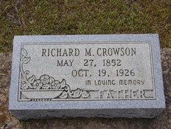 Richard Mathias Crowson