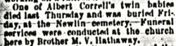 Elsworth T Correll