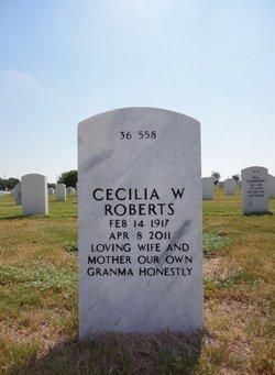 Cecilia Wanda <i>Cieslak</i> Roberts