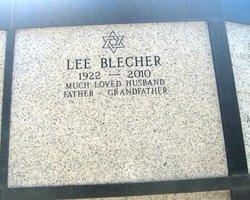 Lee Blecher