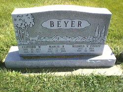 Margie Ruth Marg <i>Cooley</i> Beyer