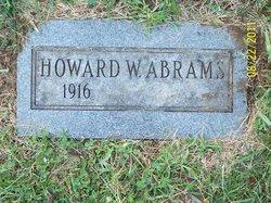 Howard Webster Abrams
