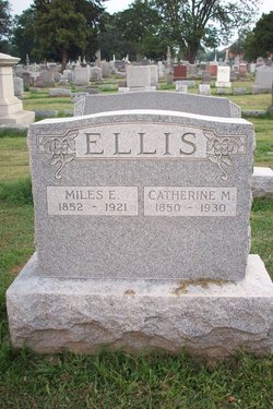 Catherine Melissa <i>Tyler</i> Ellis