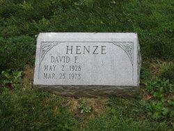 David F. Henze