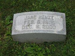 Jane Henze