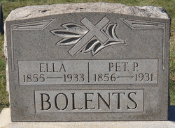 Ella Ellen <i>Yetsko</i> Bolents