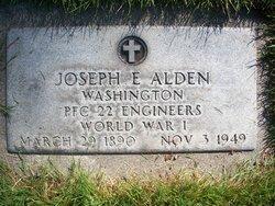 Joseph Erwin Alden