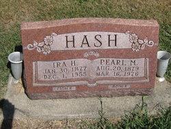 Pearl Mae <i>McLin</i> Hash