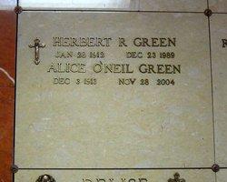 Herbert R. Green