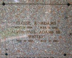 Eloise R. Adams
