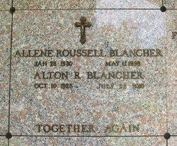 Allene <i>Roussell</i> Blancher