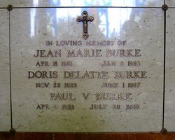 Jean Marie Burke