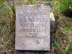 Harvey Sanford Harry Martin
