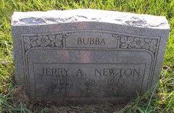 Jerry A. Bubba Newton