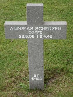 Andreas Scherzer