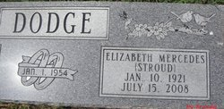 Elizabeth Mercedes <i>Stroud</i> Dodge