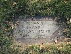 Frank Morgenthaler