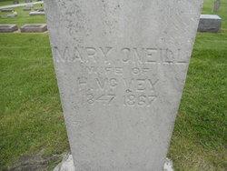 Mary <i>O'Neill</i> McVey