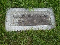 Gertrude Amanda <i>DeGraff</i> Greene
