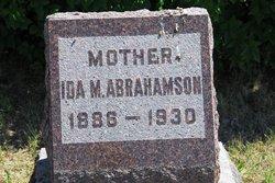 Ida M. Abrahamson
