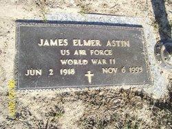 James Elmer Jim Astin
