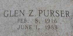 Glen Zenith Purser