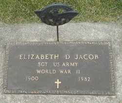 Elizabeth Dorothea Jacob