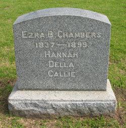 Ezra Bell Chambers