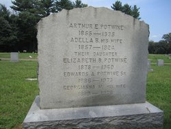 Adella S <i>Bissell</i> Potwine