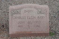 Charles Elgin Avery