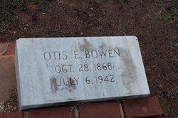 Otis E Bowen