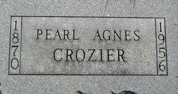 Pearl Agnes <i>Rebstock</i> Crozier