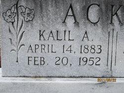 Kail A. Ackel
