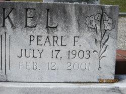 Betty Pearl <i>Ferrell</i> Ackel