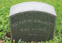 Katharine <i>Barry</i> McNutt