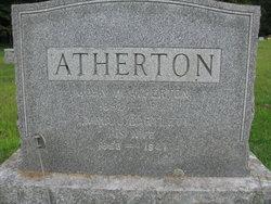 John W Atherton