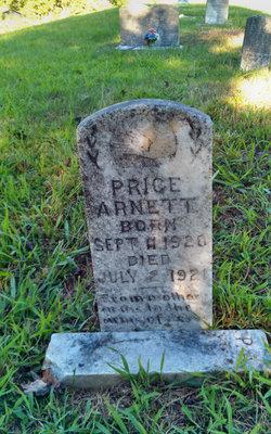 Price Arnett