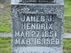 James Jacob Hendrix